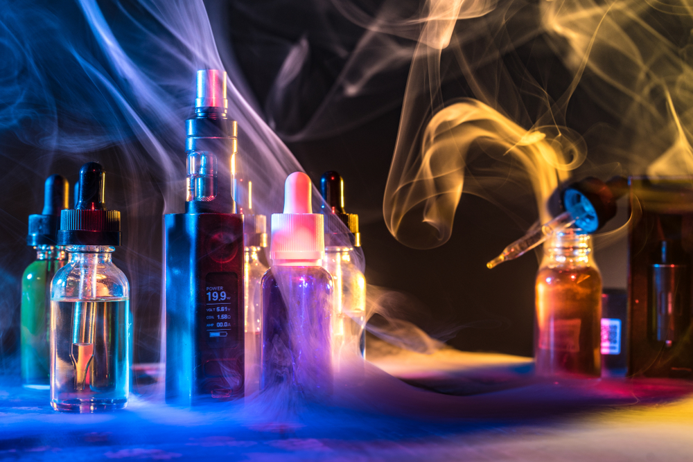 What's hiding in your vape juice?