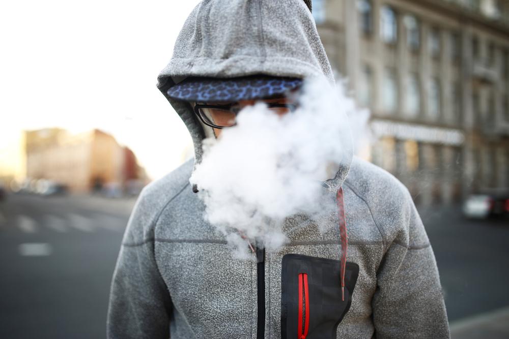 Nicotine Cap